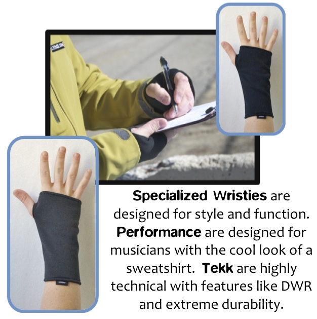 Specialized Wristies